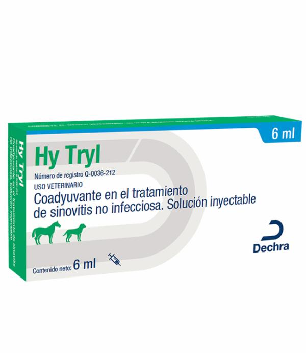 Hy-Tryl Solución inyectable